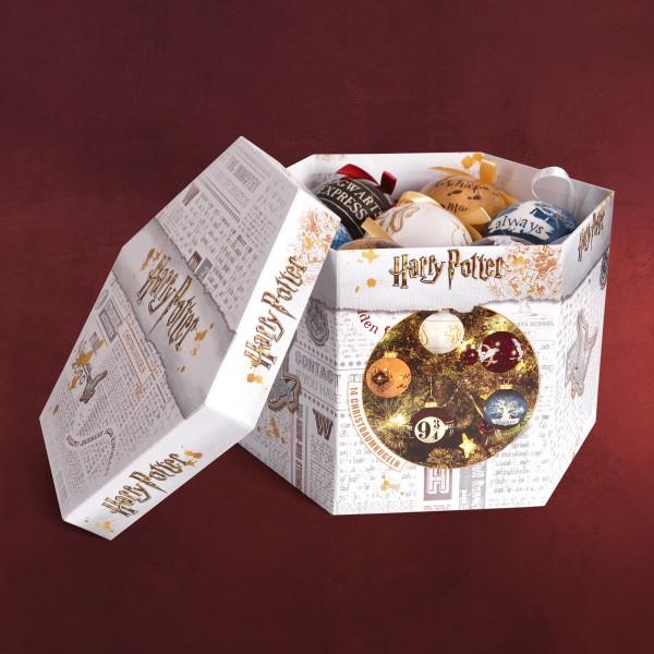 Harry Potter - Magische Weihnachtsbaumkugeln 14tlg