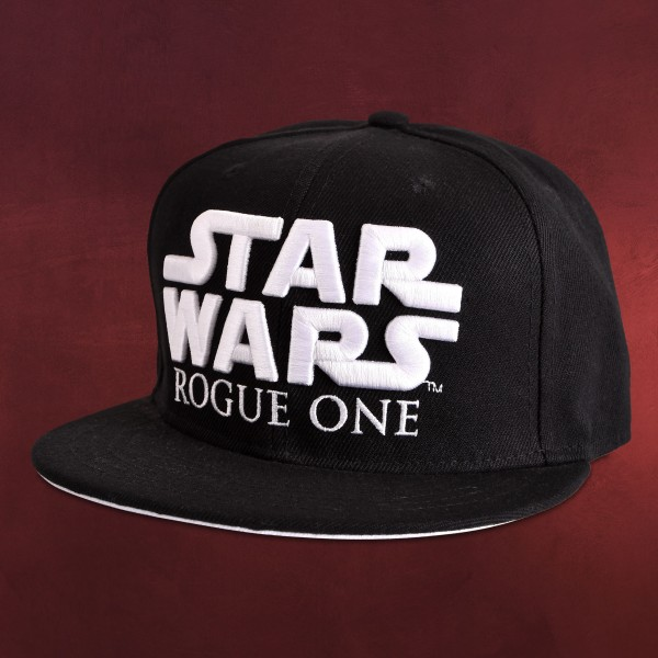 Rogue One - Logo Snapback Cap Star Wars