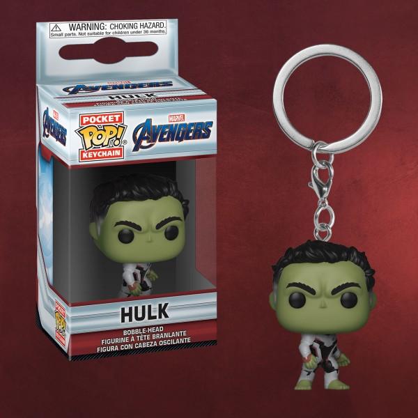 Avengers - Hulk Endgame Funko Pop Schlüsselanhänger