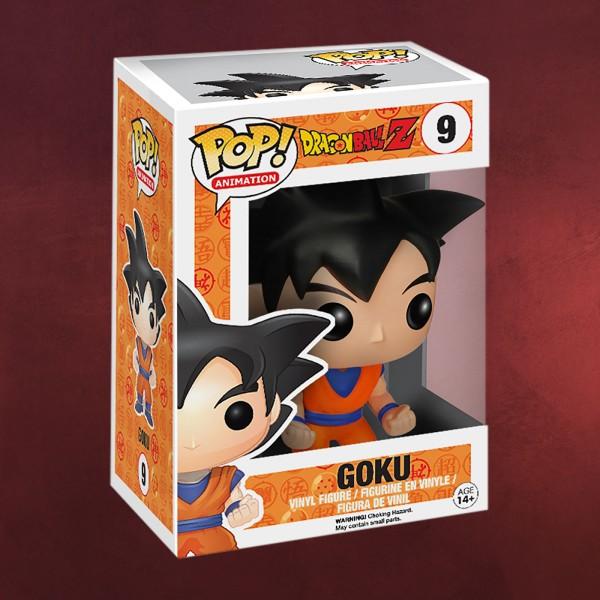 Dragon Ball Z - Goku Funko Pop Figur