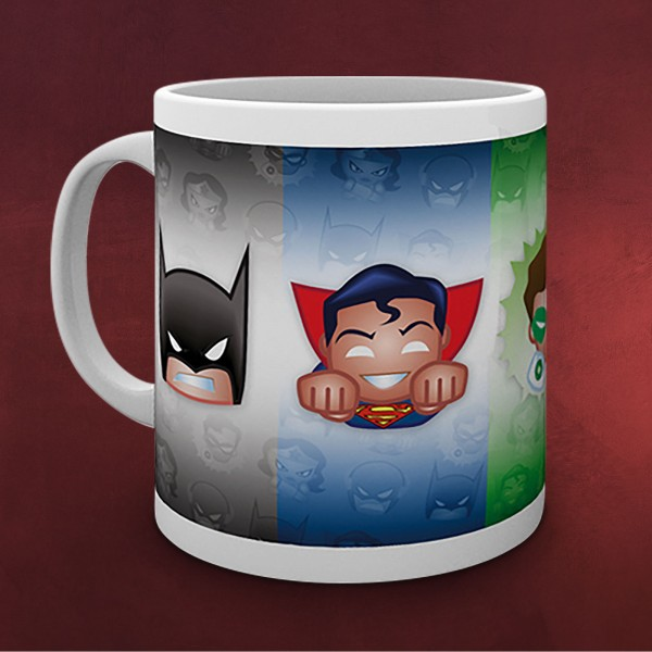 Justice League - Comic Tasse
