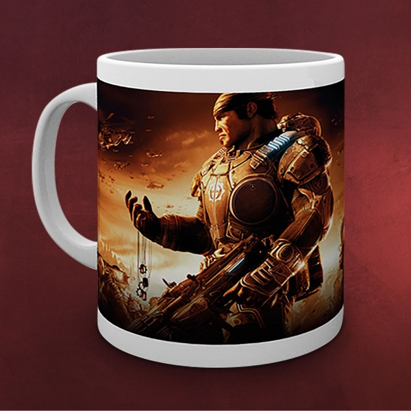 Gears of War - Fight Tasse