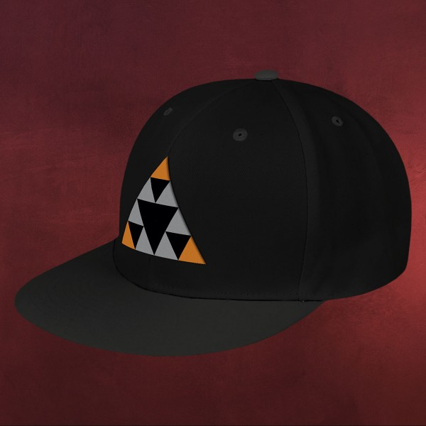 Deus Ex - Sierpinski Snapback Cap