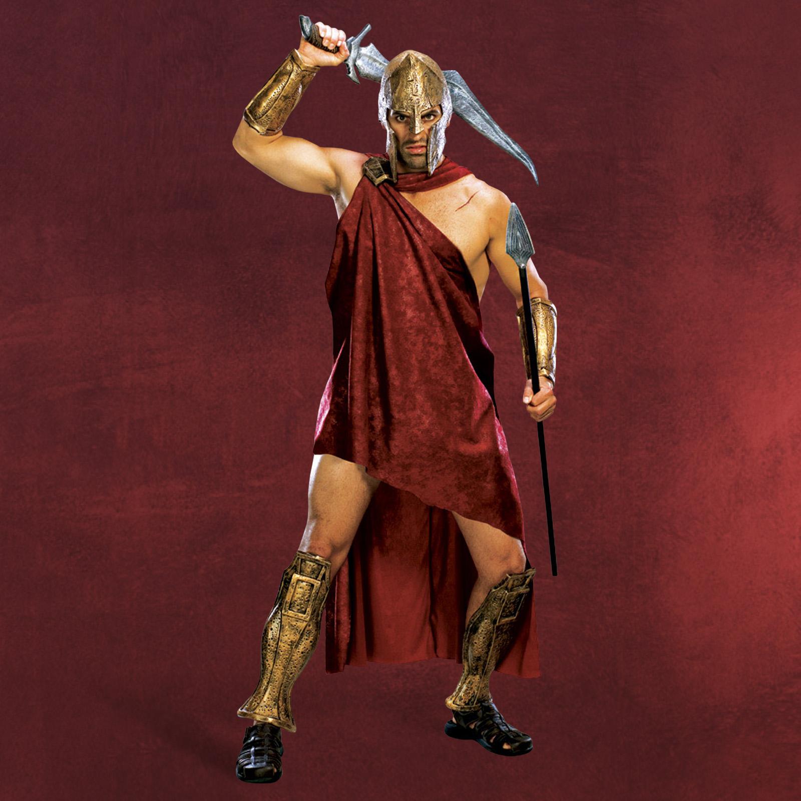 300 Spartaner Deluxe Kostm Elbenwald