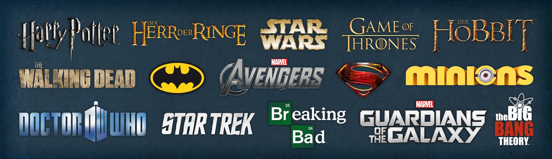 Filme & Serien - Marken
