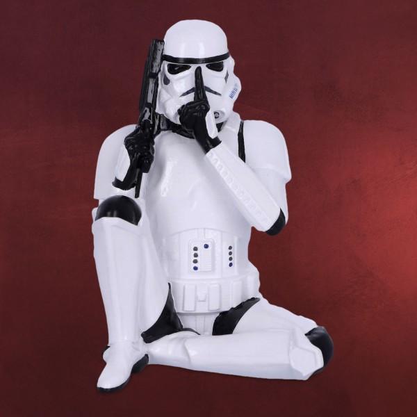 Original Stormtrooper Don't Speak Figur 10cm