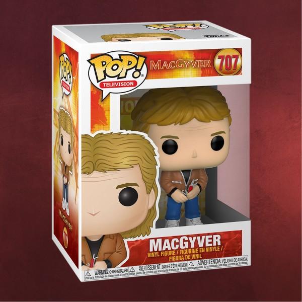 MacGyver Funko Pop Figur
