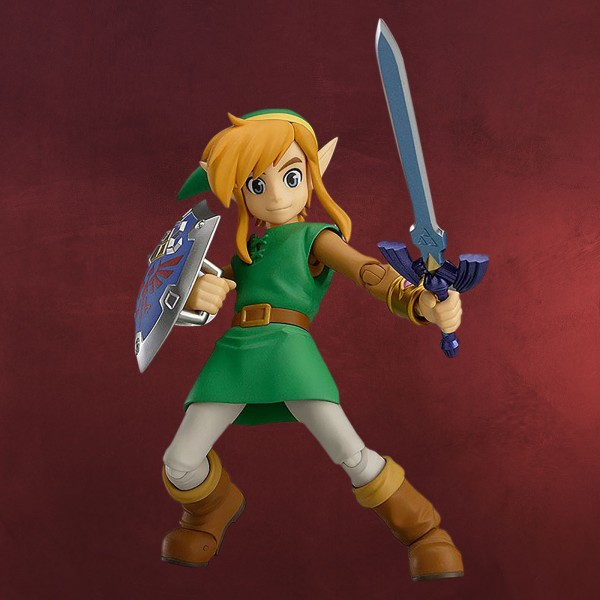 Zelda - Link Between Worlds Actionfigur
