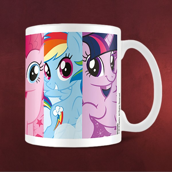 My Little Pony - Characters Tasse