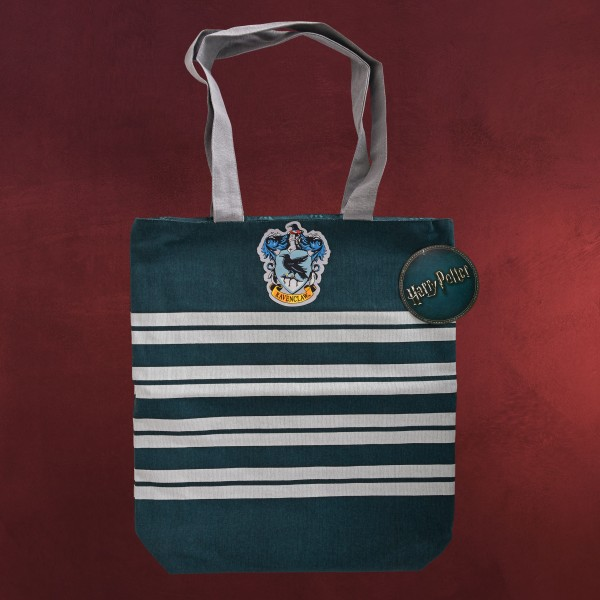 Harry Potter - Ravenclaw Shopper Tasche zum Wenden