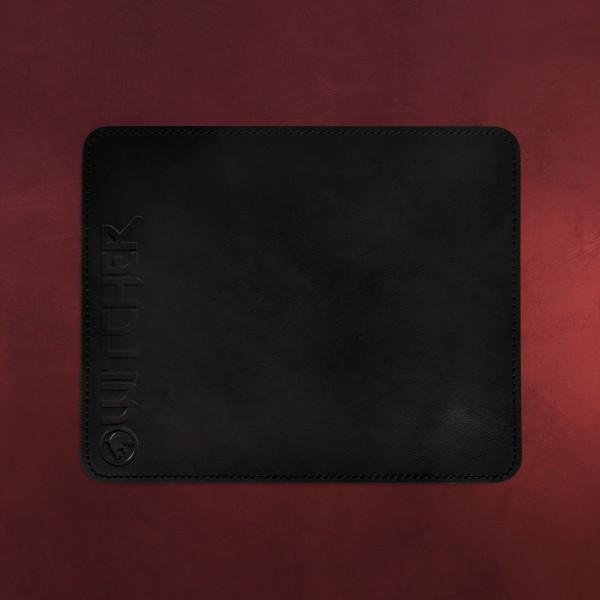 Mousepad für Witcher Fans schwarz