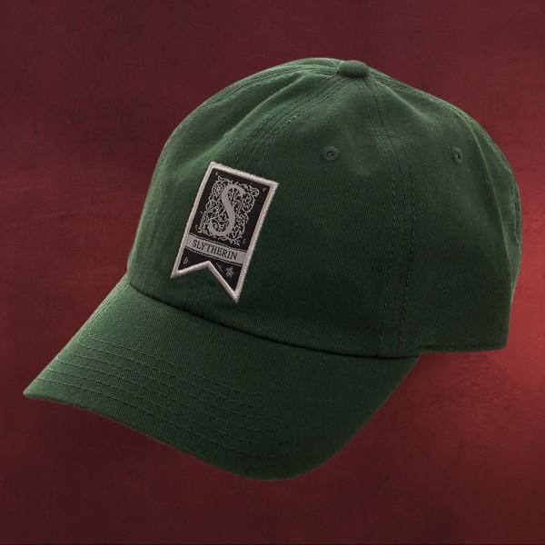 Harry Potter - Slytherin Basecap grün