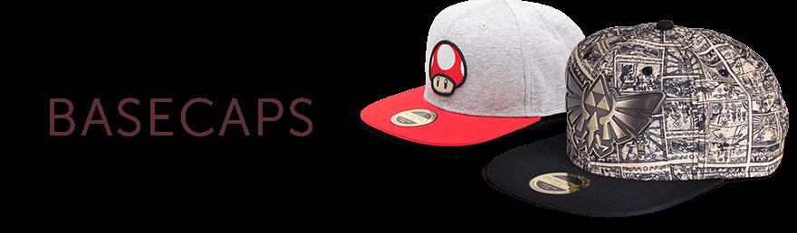 Gaming - Basecaps