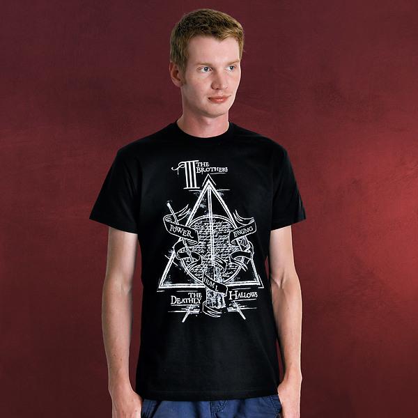 Harry Potter - Die Drei Brüder T-Shirt