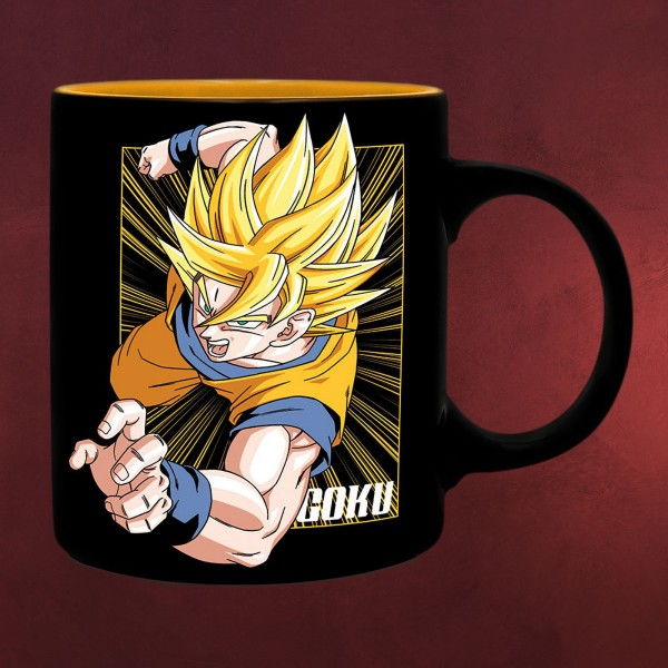 Dragon Ball - Goku & Vegeta Tasse