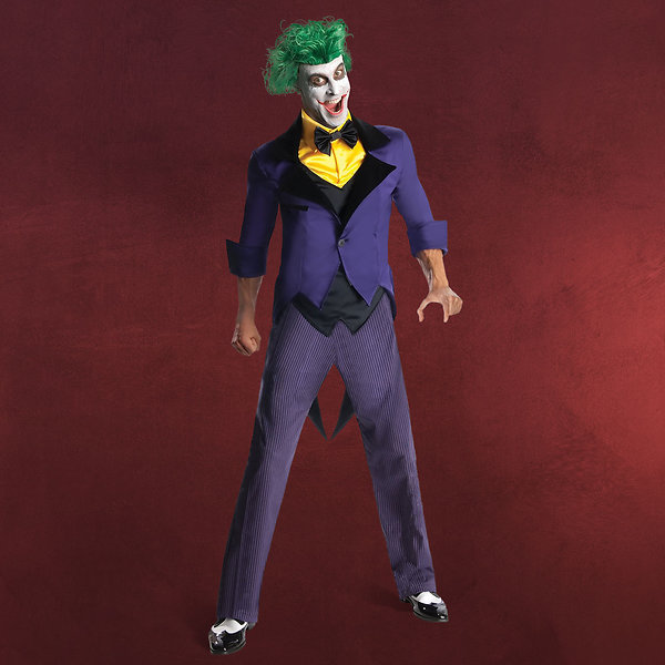 Batman - Gotham City Joker Kostüm
