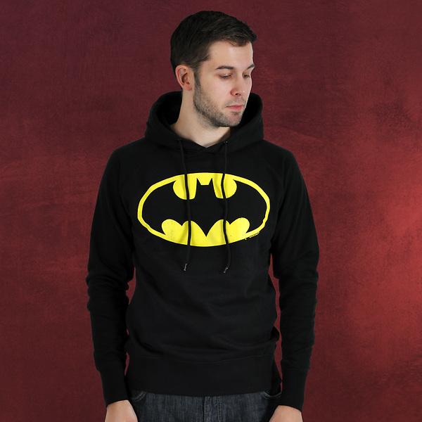 Batman Logo Hoodie Deluxe