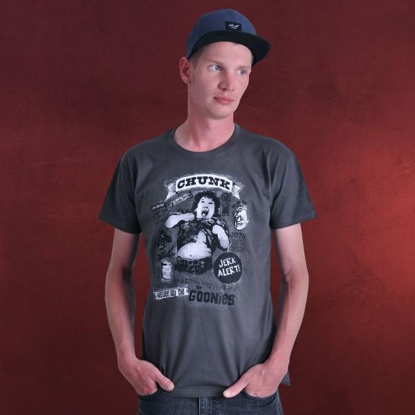 Goonies - Chunk T-Shirt grau