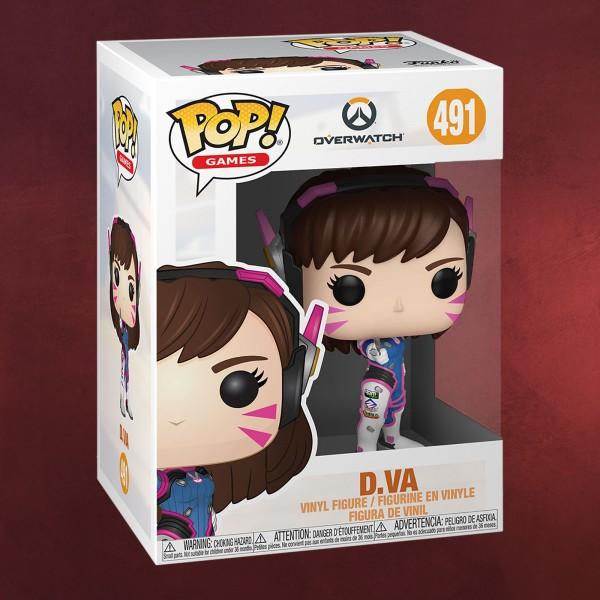 Overwatch - D.VA Funko Pop Figur