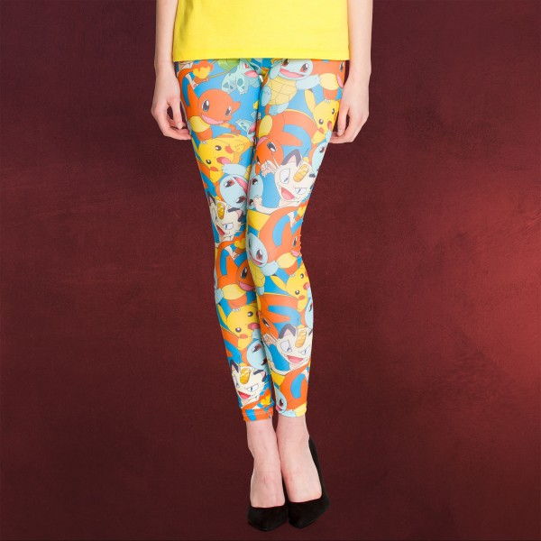 Pokemon - Characters Leggings