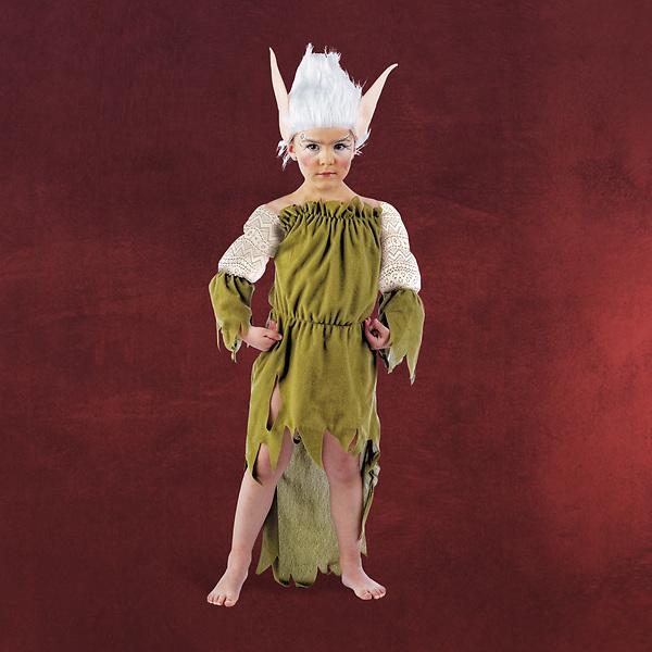 Waldelfe - Kostüm für Kinder