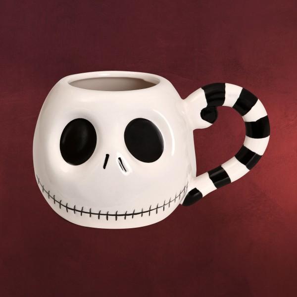 Nightmare Before Christmas - Jack 3D Tasse