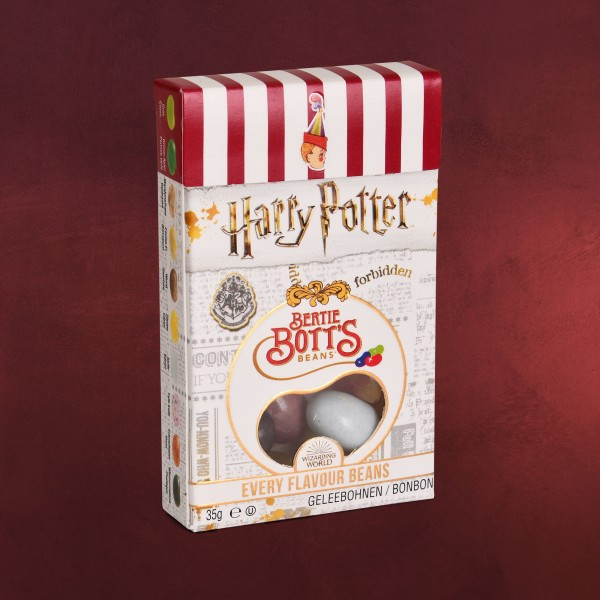 Harry Potter - Bertie Botts Bohnen 35g Schachtel