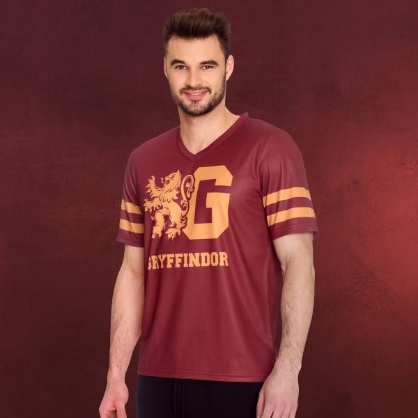 Harry Potter - Team Gryffindor T-Shirt rot