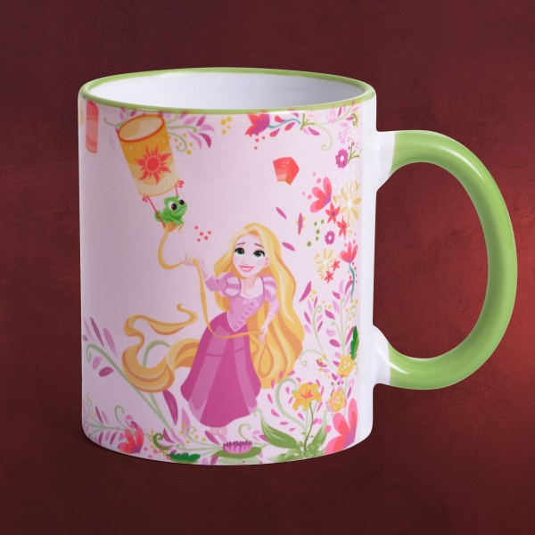 Rapunzel - Never Stop Dreaming Tasse