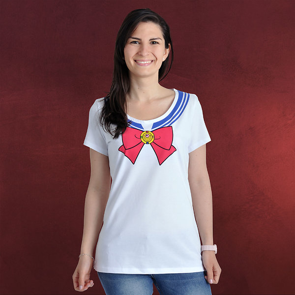 Sailor Moon - Cosplay Girlie Shirt
