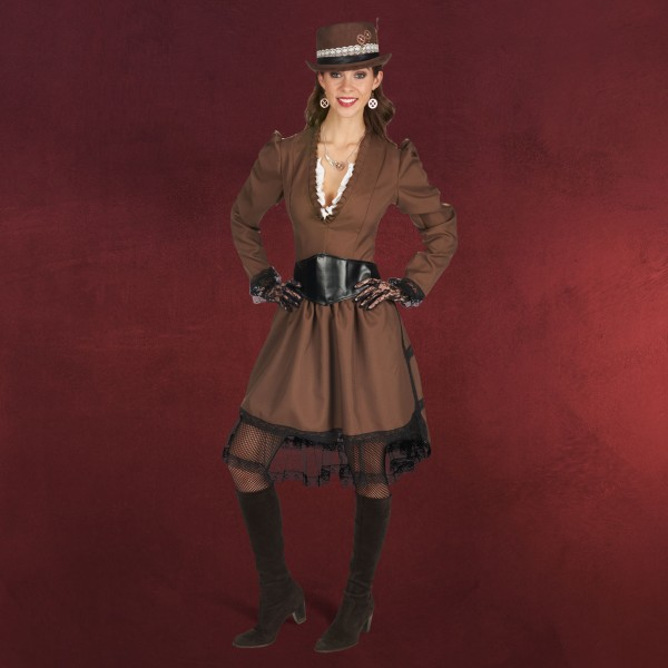 Steampunk Lady - Kostüm