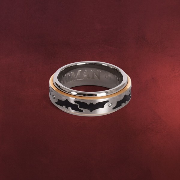 Batman The Dark Knight - Swirling Ring