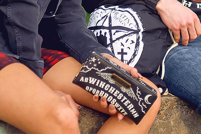 Supernatural - Winchester Ouija Geldbörse