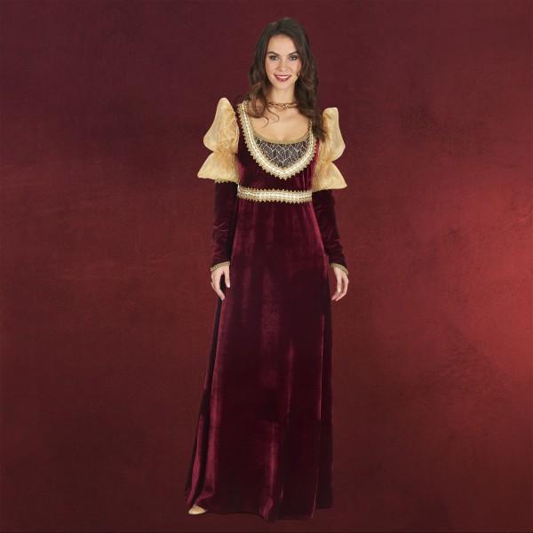 Edelfräulein - Kostüm Damen