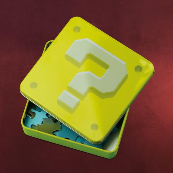 Super Mario - Charakter Wackelbild Puzzle
