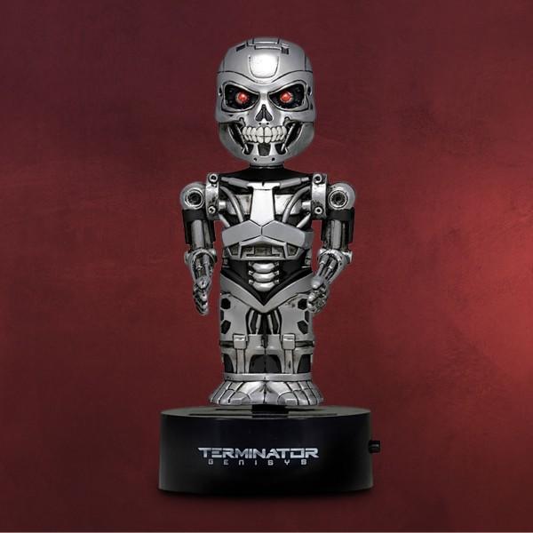 Terminator - Endoskeleton Solar Wackelfigur