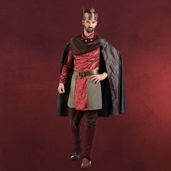 König Carlos - Kostüm Herren