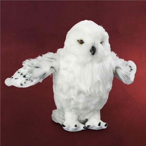 Harry Potter - Hedwig Plüsch Figur mit beweglichen Flügeln