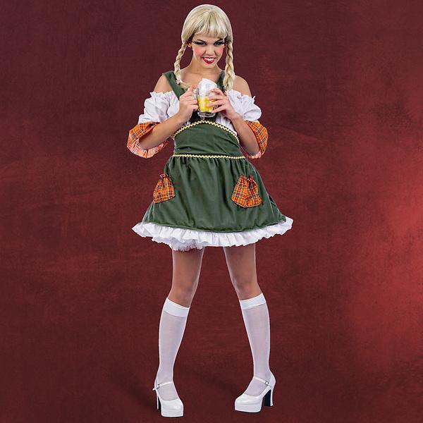 Tiroler Maid - Kostüm