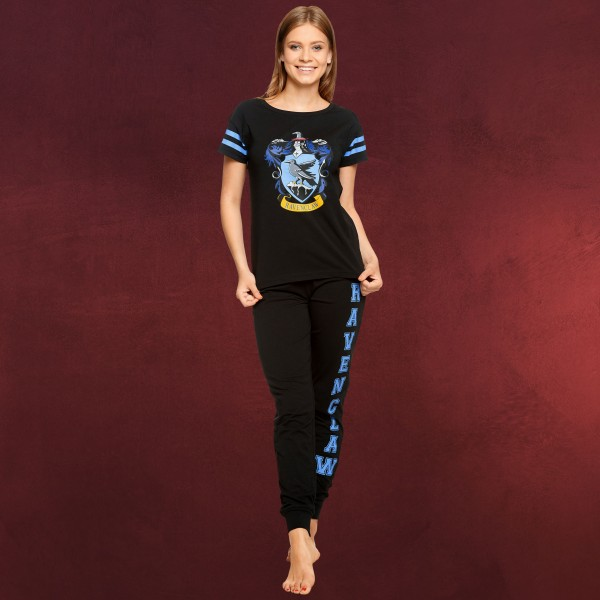 Harry Potter - Ravenclaw Wappen Pyjama Damen