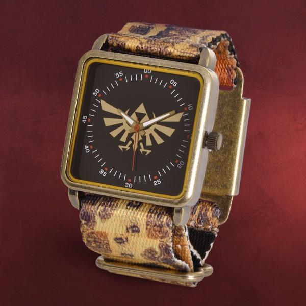 Zelda - Hyrule Logo Armbanduhr