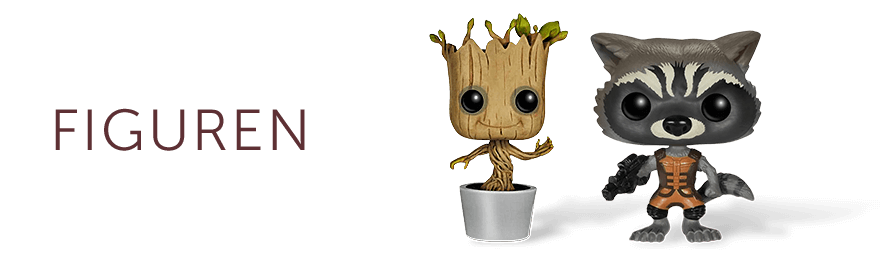 Guardians of the Galaxy - Figuren