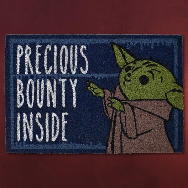 Grogu Precious Bounty Inside Fußmatte - Star Wars The Mandalorian