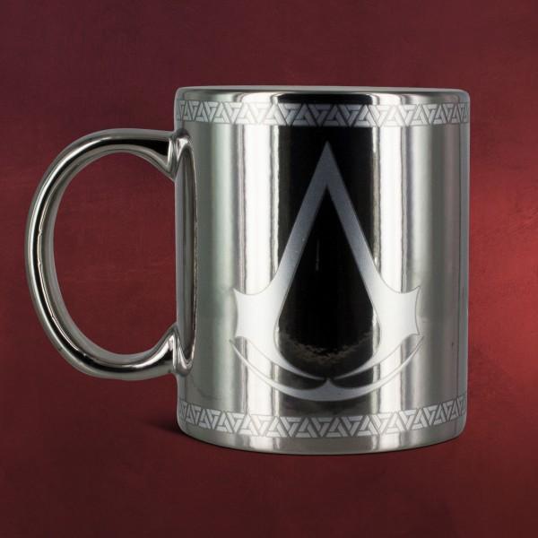 Assassins Creed - Logo Metallic Tasse