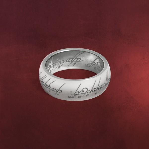 Der EINE Ring - Edelstahl poliert