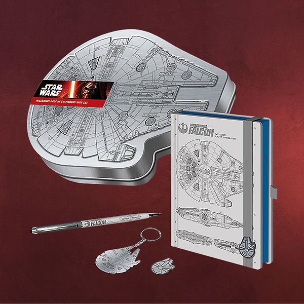 Star Wars - Millennium Falcon Fanset