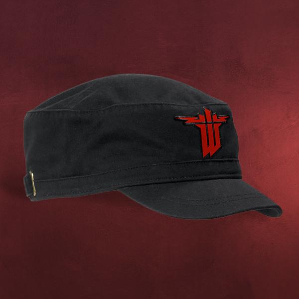 Wolfenstein - Military Logo Cap