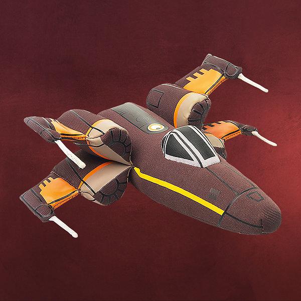 Star Wars - Poes X-Wing Fighter Plüsch Figur
