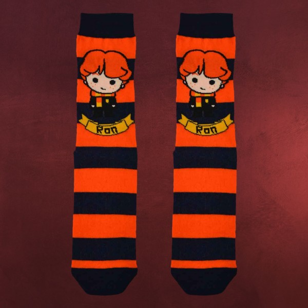 Harry Potter - Ron Chibi Socken