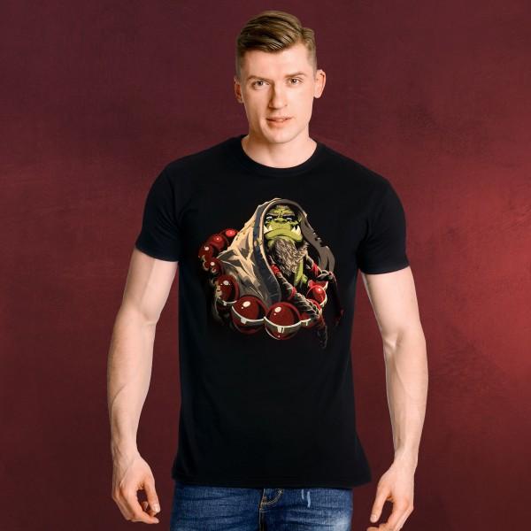World of Warcraft - Thrall T-Shirt schwarz